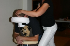 Rondrit en massage